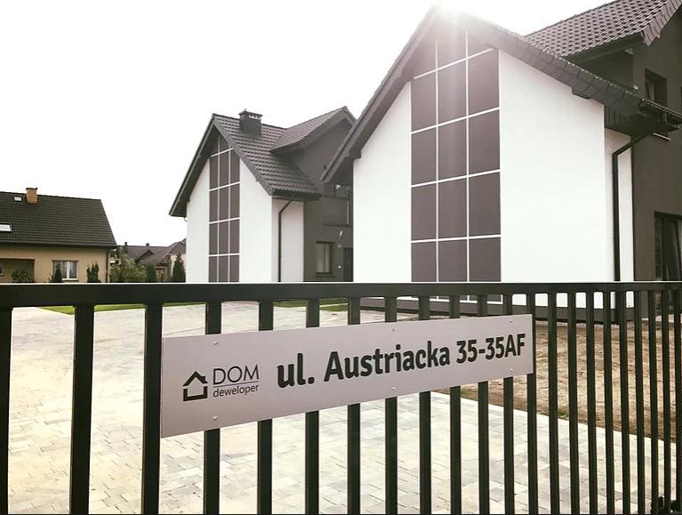 Lokale w zabudowie bliźniaczej  Koszalin, ul. Austriacka 35